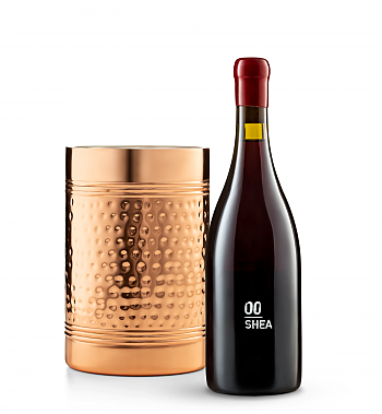 Wine Accessories & Decanters: 00 Shea Vineyard Pinot Noir 2014 with Double Walled Wine Chiller