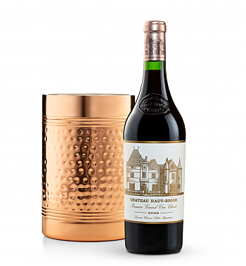 Wine Accessories & Decanters: Chateau Haut-Brion 2006 with Double Walled Wine Chiller
