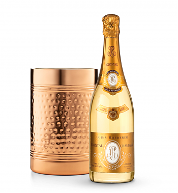 Wine Accessories & Decanters: Louis Roederer Cristal Brut 2008 with Double Walled Wine Chiller
