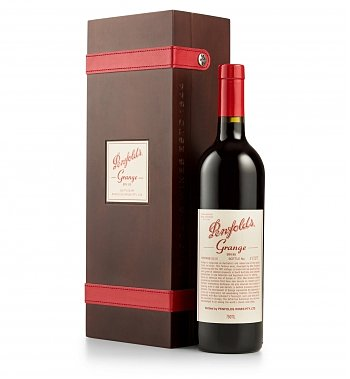 Wine Gift Crates: Penfolds Grange 2010 Gift Box
