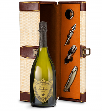 Wine Totes & Carriers: Dom Perignon 2010 Wine Steward Luxury Caddy