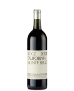 Ridge Monte Bello Red 2012