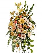 Flower Bouquets: Remembrance Spray