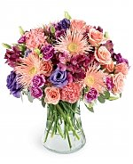 Flower Bouquets: Cheerful Thoughts Bouquet