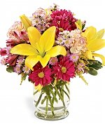 Flower Bouquets: Kaleidoscope Bouquet