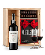 Port Gift Sets: Graham's Vintage 2011 Premier Port Gift Set
