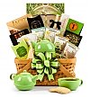 Coffee & Tea Gift Baskets: Traditional Teatime Basket