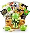 Coffee & Tea Gift Baskets: Traditional Teatime for Mom