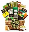 Gourmet Gift Baskets: Holiday Elegance Gourmet Gift Basket
