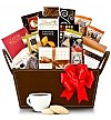 Coffee & Tea Gift Baskets: For the Love of Coffee
