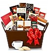 Coffee & Tea Gift Baskets: Coffee Lover's Gift Basket