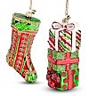 Home Decor: Glass Christmas Ornaments