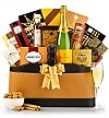 Wine Baskets: Veuve Clicquot Champagne Basket