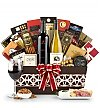 Wine Baskets: Artisan Abundance Wine Gift