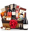 Wine Baskets: The Standing Ovation Wine Gift Basket