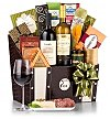 Wine Baskets: The Madison Avenue Wine Gift Basket