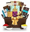 Chocolate & Sweet Baskets: Easter's Treasures Gourmet Gift Basket