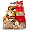 Cookie Gift Baskets: Fresh-Baked Cookie Tower