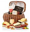 Cheese, Charcuterie Gifts: Deluxe Cured Meats and Imported Cheese Gift