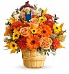 Flower Bouquets: Happy Harvest