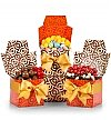 Gift Towers: Gourmet Chocolates & Sweets Trio