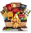 Chocolate & Sweet Baskets: Gourmet Chocolate Extravagance Gift