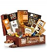 Chocolate & Sweet Baskets: Grand Chocolate Keepsake Chest