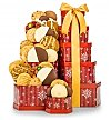 Gift Towers: Spirit of the Season Cookie Tower