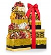 Gift Towers: Golden Gift Chocolate Tower