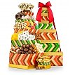 Cookie Gift Baskets: Making Spirits Bright Tower