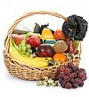 Food & Fruit Baskets: The Chocolate & Fruit Orchard
