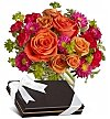 Flower Bouquets: How Sweet It Is with Box of Chocolates