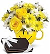 Flower Bouquets: True Happiness Bouquet with Box of Chocolates