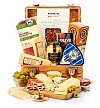 Gourmet Gift Baskets: Heritage Charcuterie and Cheese Basket