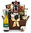 Gourmet Gift Baskets: The Gourmet Gathering Gift Basket
