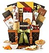 Gourmet Gift Baskets: Golden Get Well