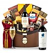 Luxury Wine Baskets: Opus One Luxury Napa Valley Basket