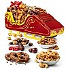Gourmet Gift Baskets: Sleigh Full of Chocolate