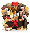 Wine Baskets: Cape Cod Wine Basket