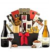 Wine Baskets: Broadway Gourmet with Pinot Noir and Chardonnay