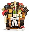 Champagne Gift Baskets: Celebration of Life Champagne Gift Basket