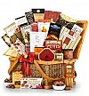 Gourmet Gift Baskets: Grand Holiday Gala Gift Basket