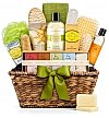 Spa Gift Baskets: Natural Spa Basket
