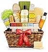 Spa Gift Baskets: Road to Recovery Spa Gift Basket