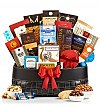 Chocolate & Sweet Baskets: Gourmet Grandeur Gift Basket