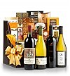 Luxury Wine Baskets: West Coast Wine Quartet
