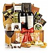 Wine Baskets: Worldly Estates Wine Chest
