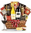 Wine Baskets: Toast to the Grandparents