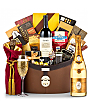 Champagne Baskets: Cristal 2005 Ultimate Champagne Basket