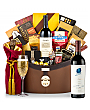 Premium Wine Baskets: Opus One 2015 Windsor Luxury Gift Basket
